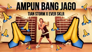 Download lagu AMPUN BANG JAGO - Tian Storm X Ever Slkr DANCE FITNESS TIKTOK VIRAL | OMNIBUS LAW | DJ BREAKBEAT EDM