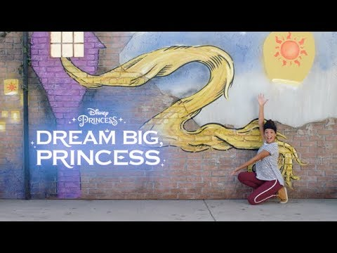 Dream Big, Princess - Dear Future Us (Rapunzel) | Disney