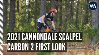 CANNONDALE SCALPEL 2021 | CARBON 2 | FIRST RIDE