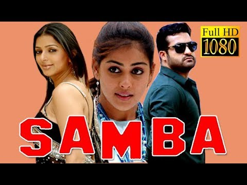 Samba | Jr. NTR, Bhoomika Chawla, Genelia D'Souza | Tamil Superhit Movie HD