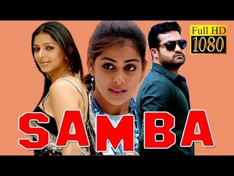 Samba | Jr. NTR, Bhoomika Chawla, Genelia D'Souza | Tamil Superhit Movie HD