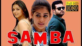 Samba   Jr. NTR, Bhoomika Chawla, Genelia D'Souza   Tamil Superhit Movie HD
