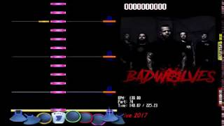 Bad Wolves - Learn to Live (Drum DtxMania Simfile)