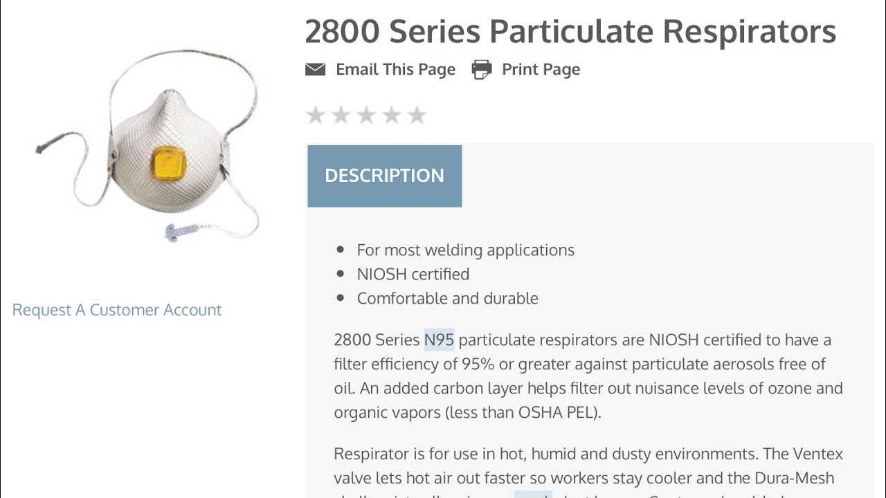 You Can Still Buy N95 Mask - This Website Still has Them In Stock