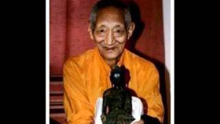 Kalu Rinpoche Recites Mantras to Benefit and Liberate All Sentient Beings Part One