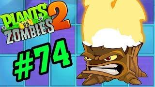 ✔️TORCHWOOD SỨC MẠNH CỦA GỐC CÂY LỬA - Plants Vs Zombies 2 Tập 74 - Hoa Quả Nổi Giận 2 Android, Ios