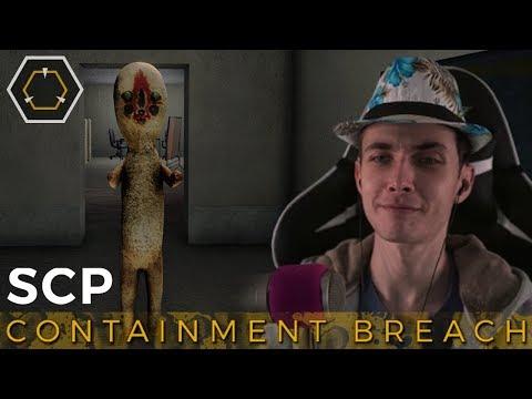 JesusAVGN в SCP Containment Breach Unity [2 Серия]