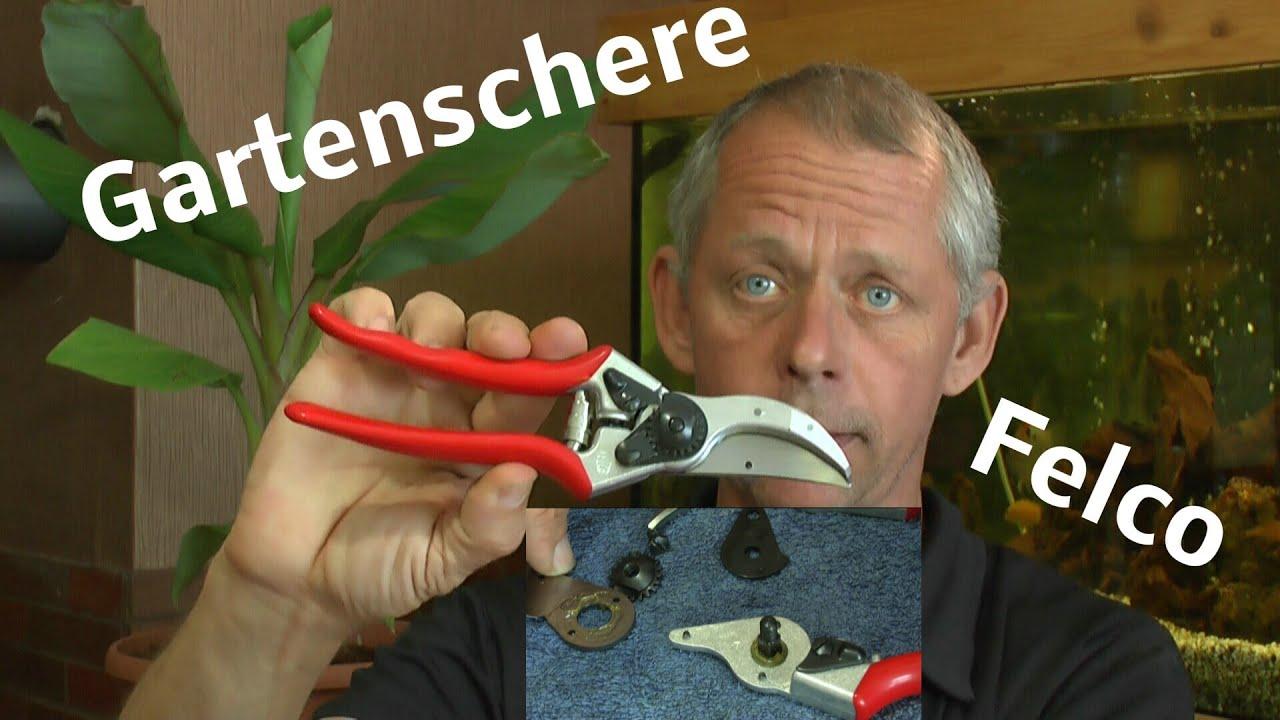 Felco Klinge Ersatzklinge 2//3 für Felco Scheren  2-4-11-400