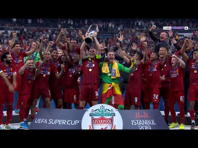 Liverpool 2-2 Chelsea (5-4 on pens) | UEFA Super Cup 2019 Match Highlights