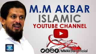MM Akbar Official Youtube Channel Intro ᴴᴰ   2016 - Niche of Truth Latest