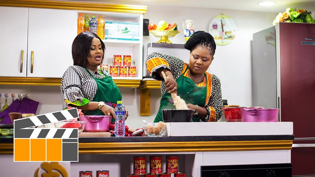McBrown's Kitchen with Obaapa Christy | SE05 EP05