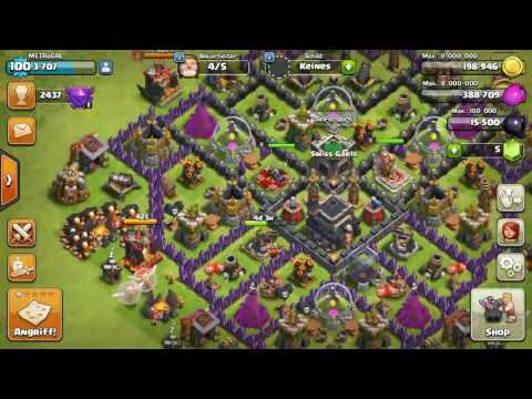 Clash Of Clans Trade bases