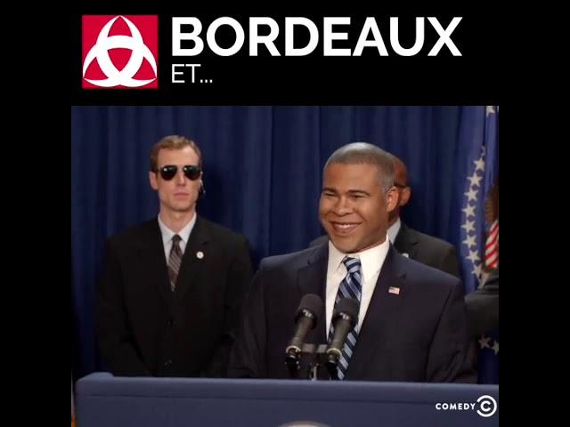 Bordeaux VS world