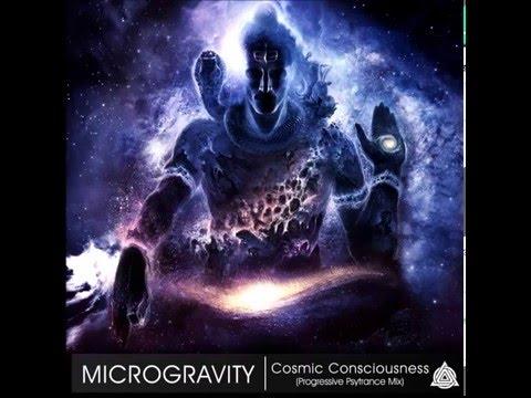 Microgravity - Cosmic Consciousness (Progressive Psytrance Mix | January 2016)