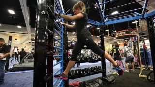 New MoveStrong Functional Fitness Equipment is unveiled at IHRSA 2014
