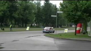 Rally Český Krumlov 2010
