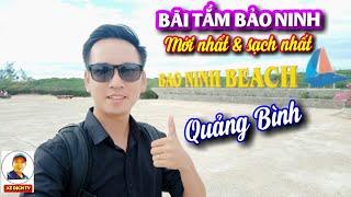 Review BÃI TẮM BẢO NINH Mới & Đẹp Nhất tỉnh Quảng Bình 2019 / Bao Ninh Beach - Quang Binh, Viet Nam