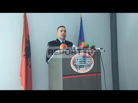 Report TV - Deklarata e policisë Durrës dy aksione në 24 orë, kapën heroinë e kokainë