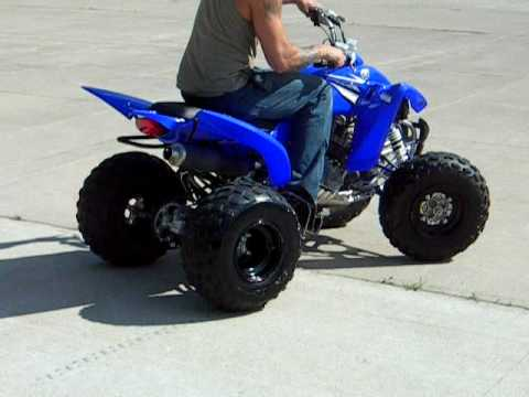 2008 raptor 350 2700 for sale www racersedge411 com youtube for Yamaha raptor 350 for sale used