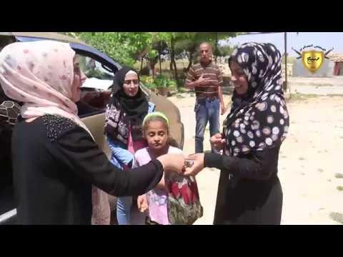 مجلس عوائل الشهداء يزور ذوي الشهداء ويقدم لهم هدايا رمزية بمناسبة عيد الشهداء