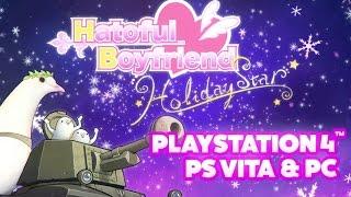 Hatoful Boyfriend: Holiday Star - Launch Trailer