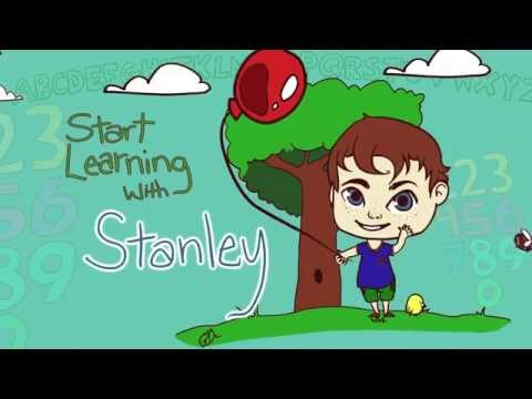 Start Learning with Stanley | Educational videos for toddlers