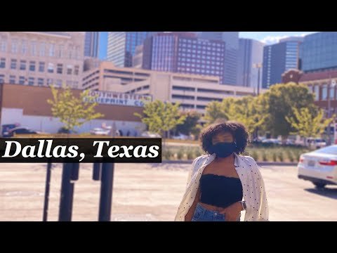 LIFE IN DALLAS, TEXAS || Job Interviews, Exploring Downtown, Settling In