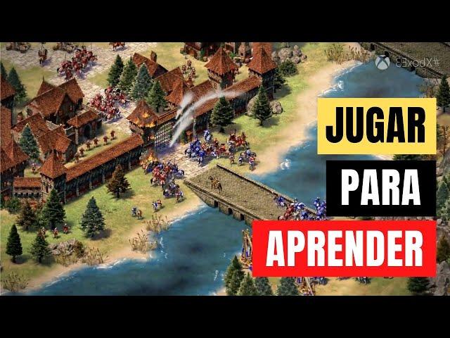 Juega Age of Empires para entender la libertad financiera y mejorar tus finanzas