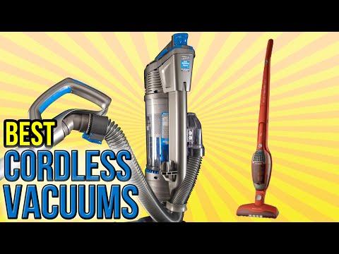 10 Best Cordless Vacuums 2016