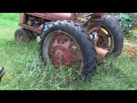 ANTIQUE ENGINE AND TRACTOR HOARD (part 2)