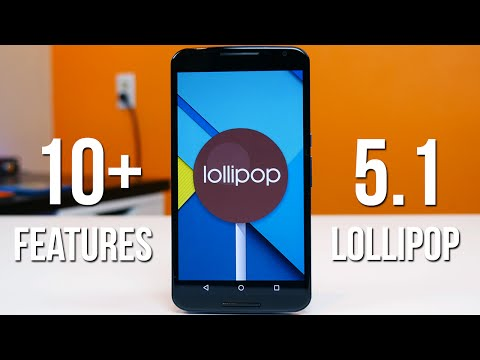 10 Features Of Android 5.1 Lollipop