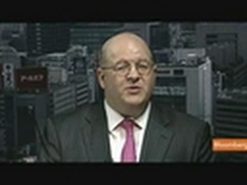 Ed Rogers Sees `Strong' Signs of Japan Stocks Recovery: Video