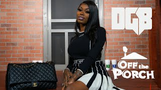 Asian Doll Talks About Dealing w/ King Von's Death, Responds To Being Called A Clout Chaser + More