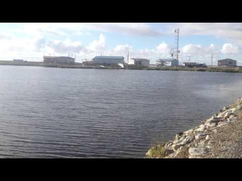 360 video of Nunam Iqua, AK
