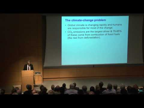 John Holdren: The Energy/Climate-Change Challenge & the Role of Nuclear Energy in Meeting It (pt.2)
