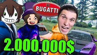 Ich kaufe mir einen BUGATTI CHIRON für 2.000.000$$$ | GTA 5 Online