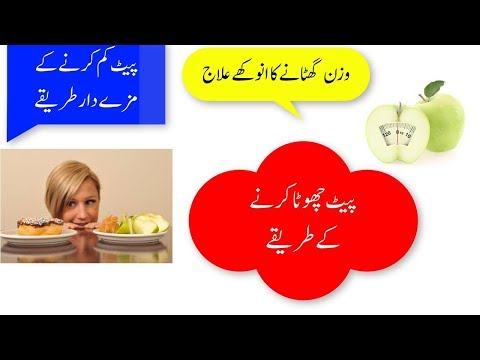 How To Lose Weight Fast Without Exercise Or Diet Weight Loss Tips In Urdu At Home | Weight Loss