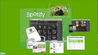 Wie funktioniert Spotify?