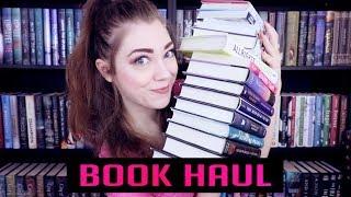 BIG FALL BOOK HAUL