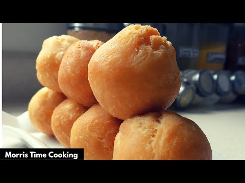 How To Make Fried Dumplings   Detailed Steps   Lesson #40   Jamaican Style   Morris Time Cooking