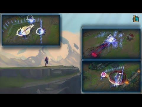 REWORK IRELIA 8.7 | EN PARTIDA / IN GAME | The Blade Dancer - League of Legends