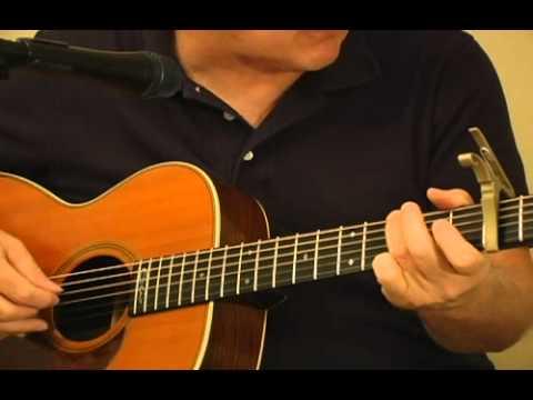 Annie's Song Guitar Lesson - John Denver