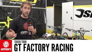 Inside The GT Factory Racing Truck