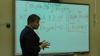 Солодов А. П. - Математический анализ - Интегралы, зависящие от параметра