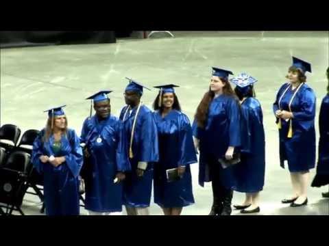Spokane Falls Community College Full Graduation Ceremony 2016