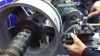 Jak opravujeme alu disky