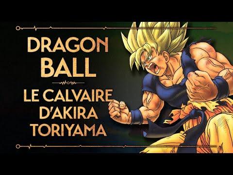 PVR #12 : DRAGON BALL - LE CALVAIRE DAKIRA TORIYAMA