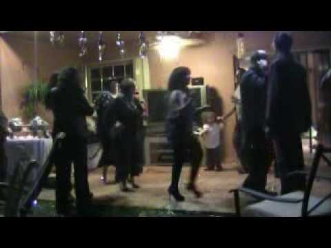 New Years Eve Party MIami 2010 at Enrique's House - YouTube
