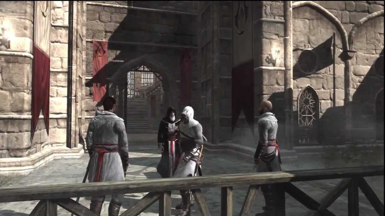 Assassin S Creed 1 Story Walkthrough Now With Subtitles