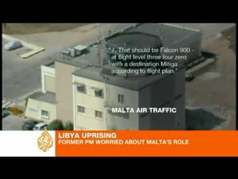 Malta prime for Libya action.